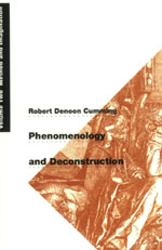 Phenomenology and Deconstruction, Volume Two