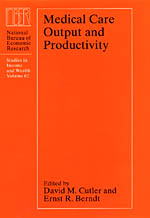 Medical Care Output and Productivity