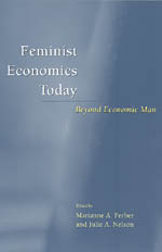 Feminist Economics Today: Beyond Economic Man