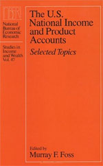 The U.S. National Income and Product Accounts: Selected Topics