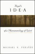 Hegel's Idea of a Phenomenology of Spirit