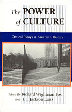 the power of culture critical essays in american history fox lears the power of culture