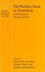 The Welfare State in Transition: Reforming the Swedish Model