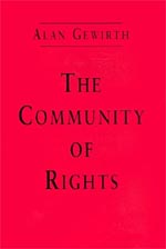 The Community of Rights