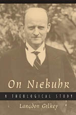 On Niebuhr: A Theological Study