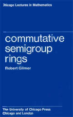 Commutative Semigroup Rings