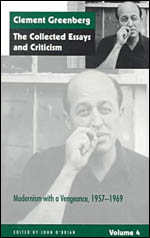 The Collected Essays and Criticism, Volume 4: Modernism with a Vengeance, 1957-1969