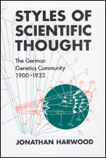Styles of Scientific Thought