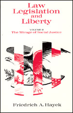 Law, Legislation and Liberty, Volume 2