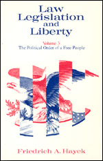 Law, Legislation and Liberty, Volume 3
