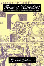 Forms of Nationhood: The Elizabethan Writing of England