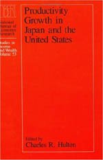 Productivity Growth in Japan and the United States