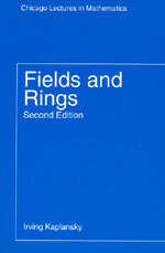 Fields and Rings