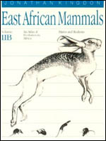 East African Mammals: An Atlas of Evolution in Africa, Volume 2, Part B: Hares and Rodents