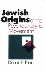 Jewish Origins of the Psychoanalytic Movement