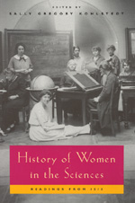 History of Women in the Sciences