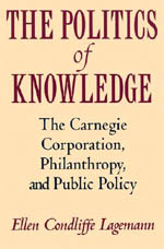 The Politics of Knowledge