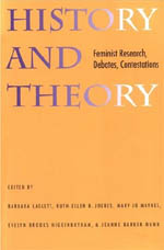 History and Theory: Feminist Research, Debates, Contestations