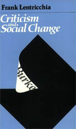 Criticism and Social Change