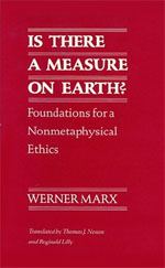 Is There a Measure on Earth?: Foundations for a Nonmetaphysical Ethics