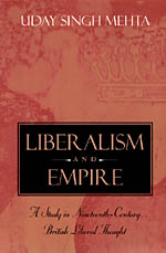 Liberalism and Empire: A Study in Nineteenth-Century British Liberal Thought