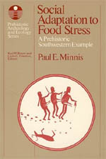 Social Adaptation to Food Stress