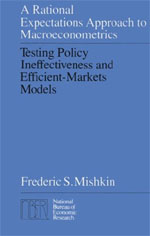 A Rational Expectations Approach to Macroeconometrics: Testing Policy Ineffectiveness and Efficient-Markets Models