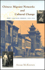 Chinese Migrant Networks and Cultural Change