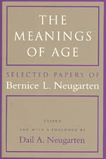 The Meanings of Age: Selected Papers