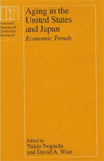 Aging in the United States and Japan: Economic Trends