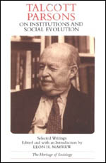 Talcott Parsons on Institutions and Social Evolution