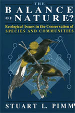 The Balance of Nature?: Ecological Issues in the Conservation of Species and Communities