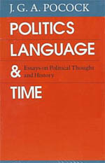politics language and time essays on political thought and politics language and time