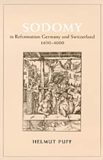 Sodomy in Reformation Germany and Switzerland, 1400-1600