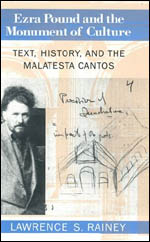 Ezra Pound and the Monument of Culture