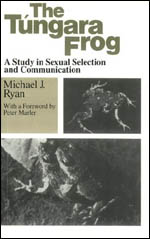 The Tungara Frog: A Study in Sexual Selection and Communication