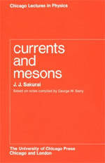 Currents and Mesons