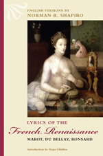 Lyrics of the French Renaissance
