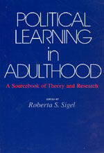 Political Learning in Adulthood