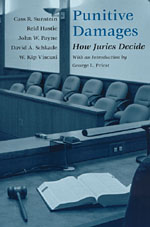 Punitive Damages: How Juries Decide