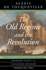 the old regime and the revolution volume ii