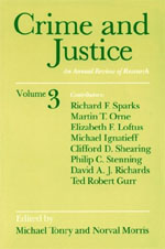 Crime and Justice, Volume 3: An Annual Review of Research