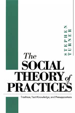 The Social Theory of Practices: Tradition, Tacit Knowledge, and Presuppositions