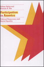 Participation in America: Political Democracy and Social Equality