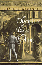 The Discipline of Taste and Feeling