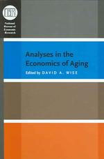 Analyses in the Economics of Aging