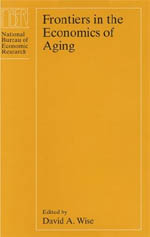 Frontiers in the Economics of Aging