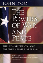 The Powers of War and Peace