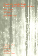 Corriendo bajo la lluvia / Running Back Through the Rain: Poesia Escogida / Selected Poems 1982-1998