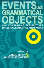 Events as Grammatical Objects